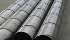 2-1/2 in. Schedule 40 Galvanized Coated Grooved Welded Carbon Steel Pipe