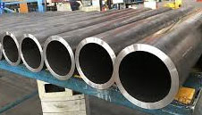 3 x 48 in. Schedule 40 Black Coated Plain End Welded Carbon Steel Pipe
