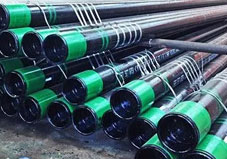 API 5CT EW Seamless H40 Steel Casing Pipes