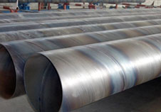 API 5L Spiral Welded Pipes