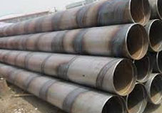 ASTM A381 Grade Y52 seamless carbon steel pipe