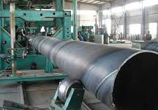 astm a53 schedule 40 spiral welded carbon steel pipe