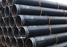 ASTM A572 Gr. 50 Spiral Welded Carbon Steel Pipe