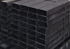 ASTM A572 GR.50 Steel Tube 40x20 Galvanized Square Pipe