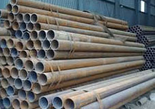 BS EN 10083-2 LSAW carbon welded steel pipe