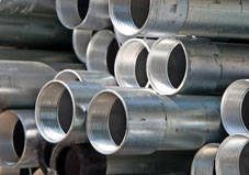 BS EN 10255 hot dipped galvanized steel tubes