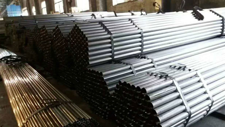 Carbon steel welded pipe