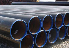 DIN 2391 st35 High Yield Seamless Carbon Steel Pipe