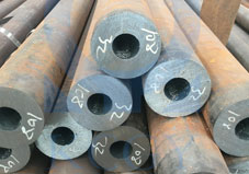 DIN 2391 ST37 Hot Rolled Carbon Steel Seamless Pipe