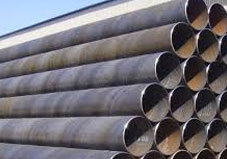 Double walled steel casing en 10224 pipe
