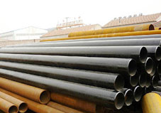 EN 10210-1 Cold Drawn Carbon Steel Seamless Pipes Tube
