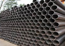 EN 10224 weld steel round welded ms erw pipe