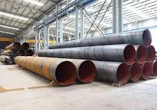 EN 10224 welded steel pipe