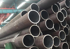 EN 10253-2 Grade 16Mo3 Alloy Steel Seamless Pipe