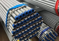 EN 10255 gi galvanized steel pipe