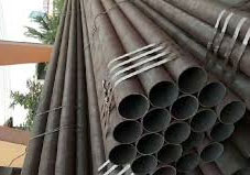 EN 10255 seamless tube bevel end seamless pipe