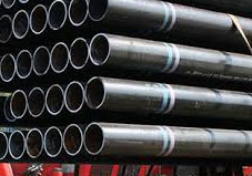Erw EN 10255 galvanized steel pipe
