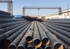 Galvanized welded carbon steel pipe Q195 Q235