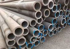 galvanized seamless steel pipe DIN 2391 ST37