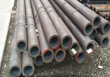High yield ASTM A106 Gr B Seamless cold rolled pipe