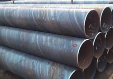 Hot Rolled Seamless Spiral Welded Steel Pipe