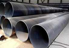 Sch40 carbon steel weld pipe