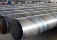 welded steel spiral pipe ssaw Pipe
